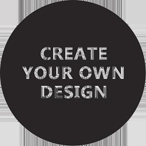 create your own custom gobo design